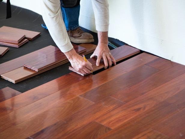 Installing Hardwood Floors Over Concrete And Wood Sub